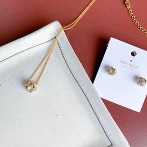 Kate Spade Lady Marmalade Mini Pendant Necklace